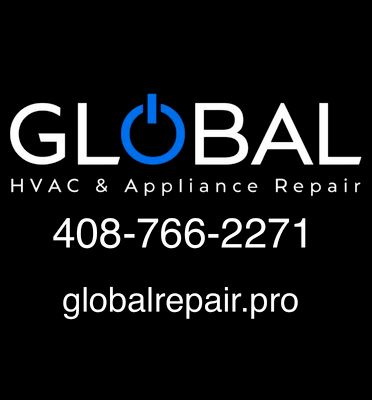 Avatar for Global HVAC & Appliance Repair Campbell, CA Thumbtack
