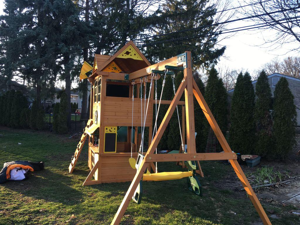 Kidkraft Lodge