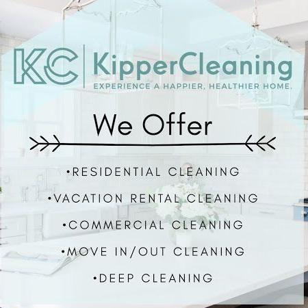 Kipper Cleaning