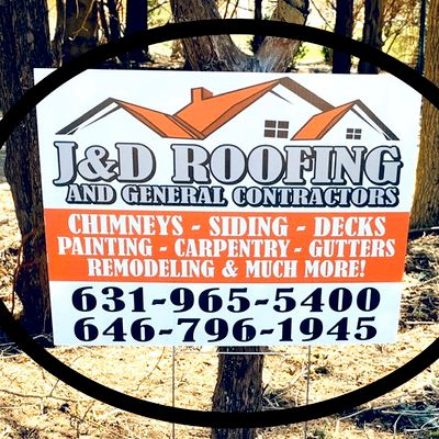 Avatar for J&D roofing and general contractors