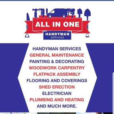 Avatar for All In One Handyman Services & Plumbing Bellflower, CA Thumbtack