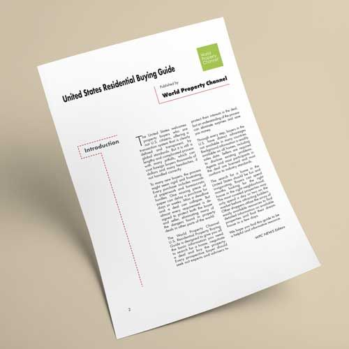 Page layout of 28 page brochure