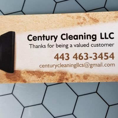 Avatar for Century Cleaning LLC COVID-19 Sanitization Owings Mills, MD Thumbtack