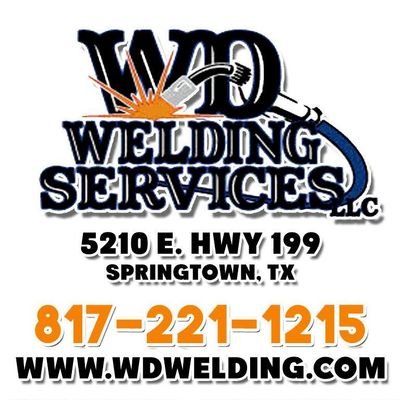 Avatar for WD Welding Services LLC Springtown, TX Thumbtack