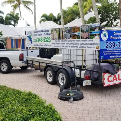 Avatar for All Around Services SWFL Inc