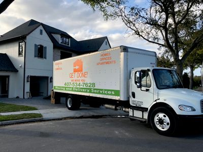 Avatar for Get Done Moving service Altamonte Springs, FL Thumbtack