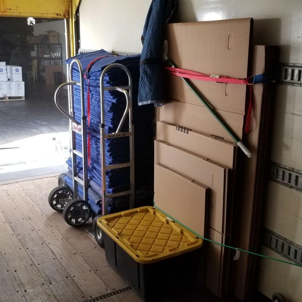 Legend Moving & Storage