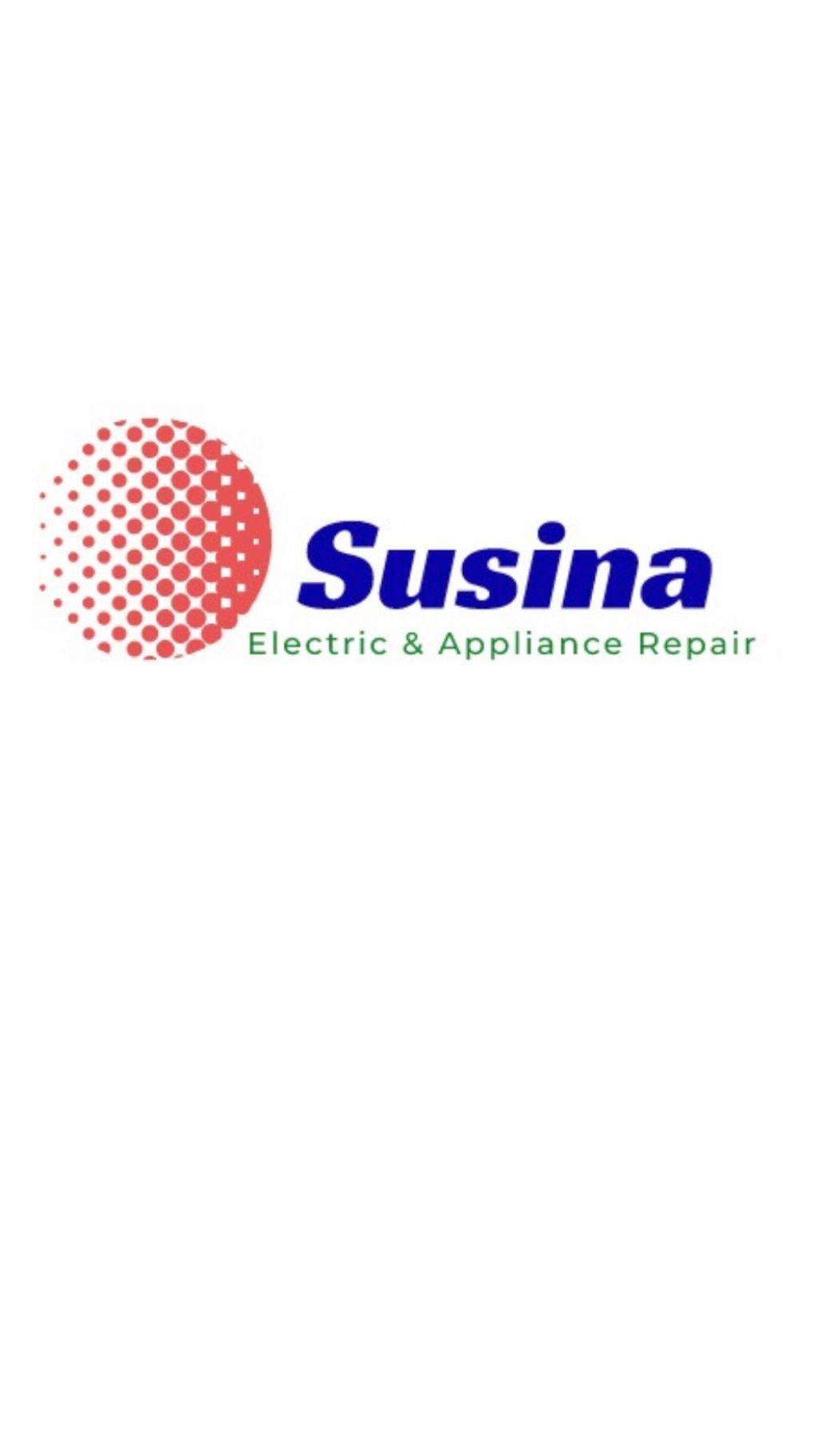 SUSINA  ELECTRIC & APPLIANCE REPAIR, LLC.