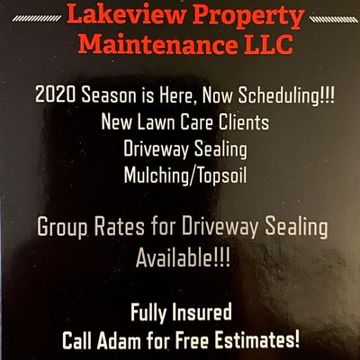 Avatar for Lakeview property maintenance LLC