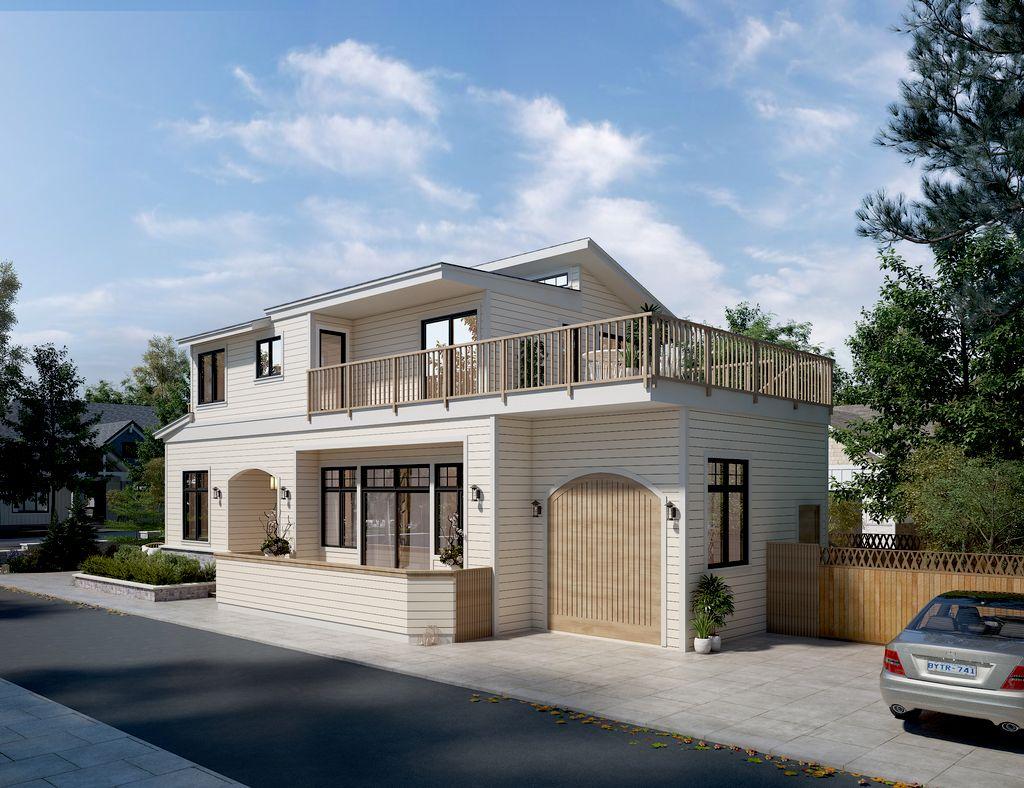 Twin Lakes Beachside Custom Home