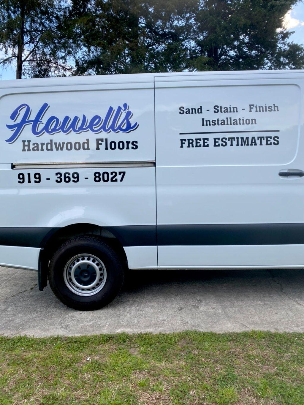 Howells Hardwood Floors