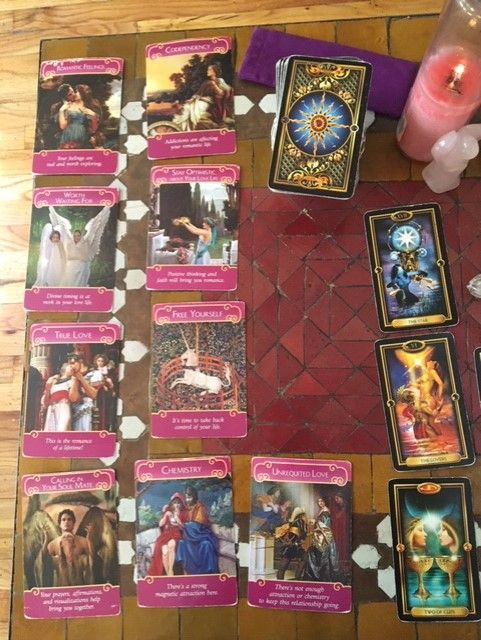 Relationship Romance & Tarot Reading