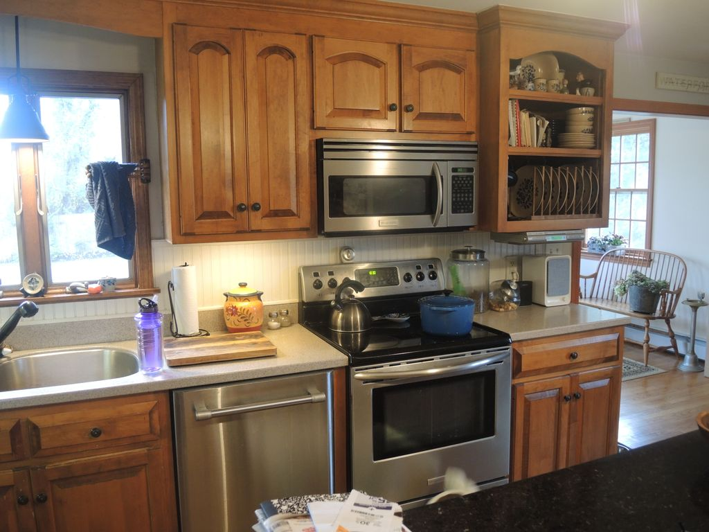Open up Kitchen wall, and add more cabinetry