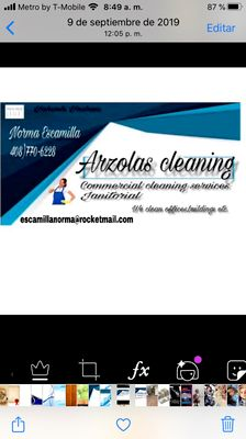 Avatar for Arzolas Cleaning San Jose, CA Thumbtack
