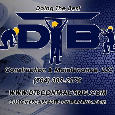 Avatar for DTB Construction & Maintenance, LLC Charlotte, NC Thumbtack