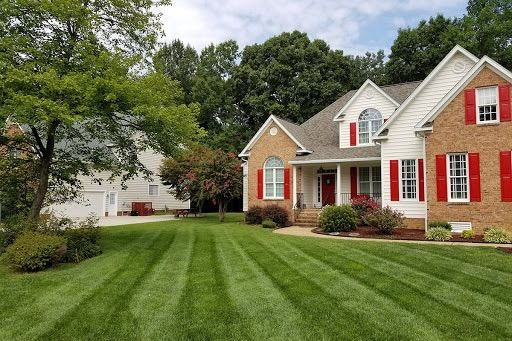 Bryan lawn care  services