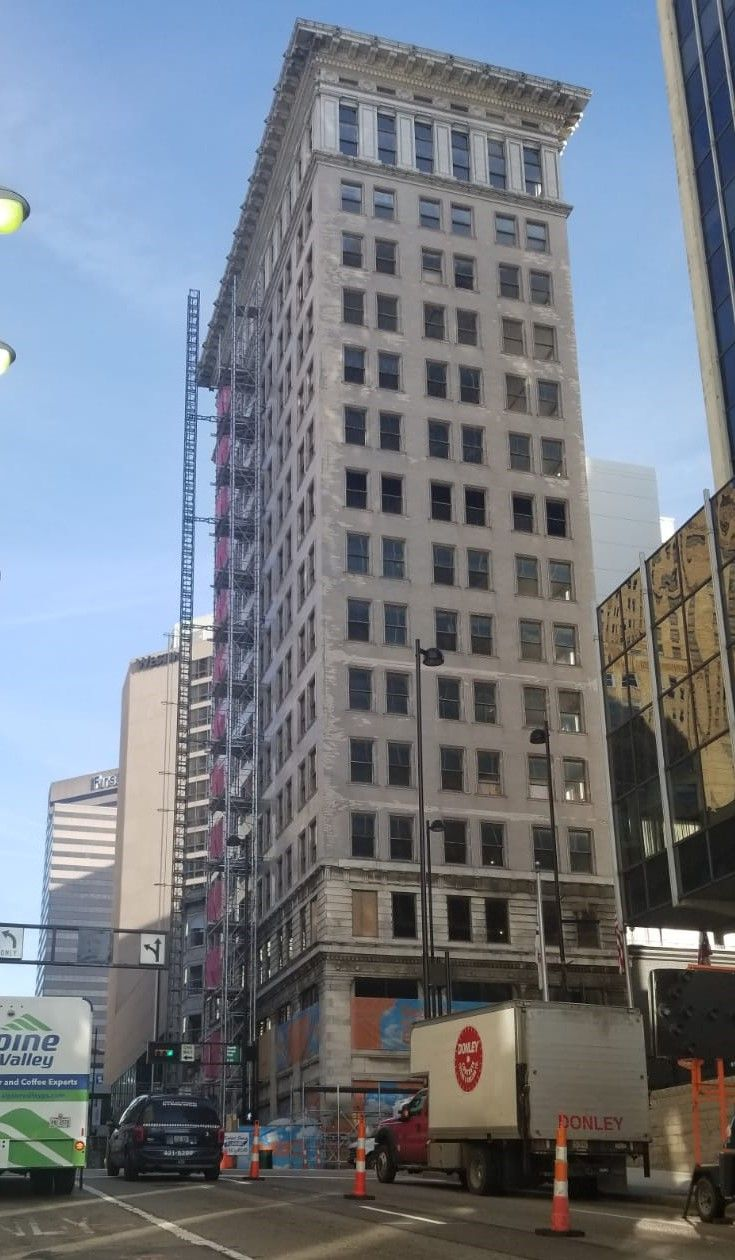 Ingalls Building Renovation