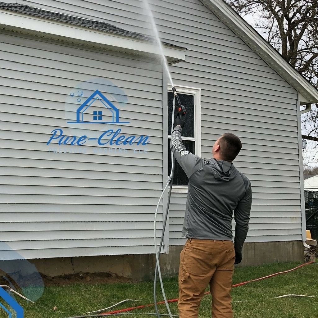 Pure-Clean Pressure Washing LLC