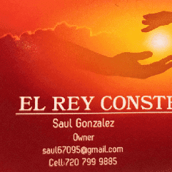Avatar for El Rey Construction