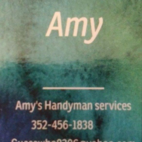 Amy's Handyman Service