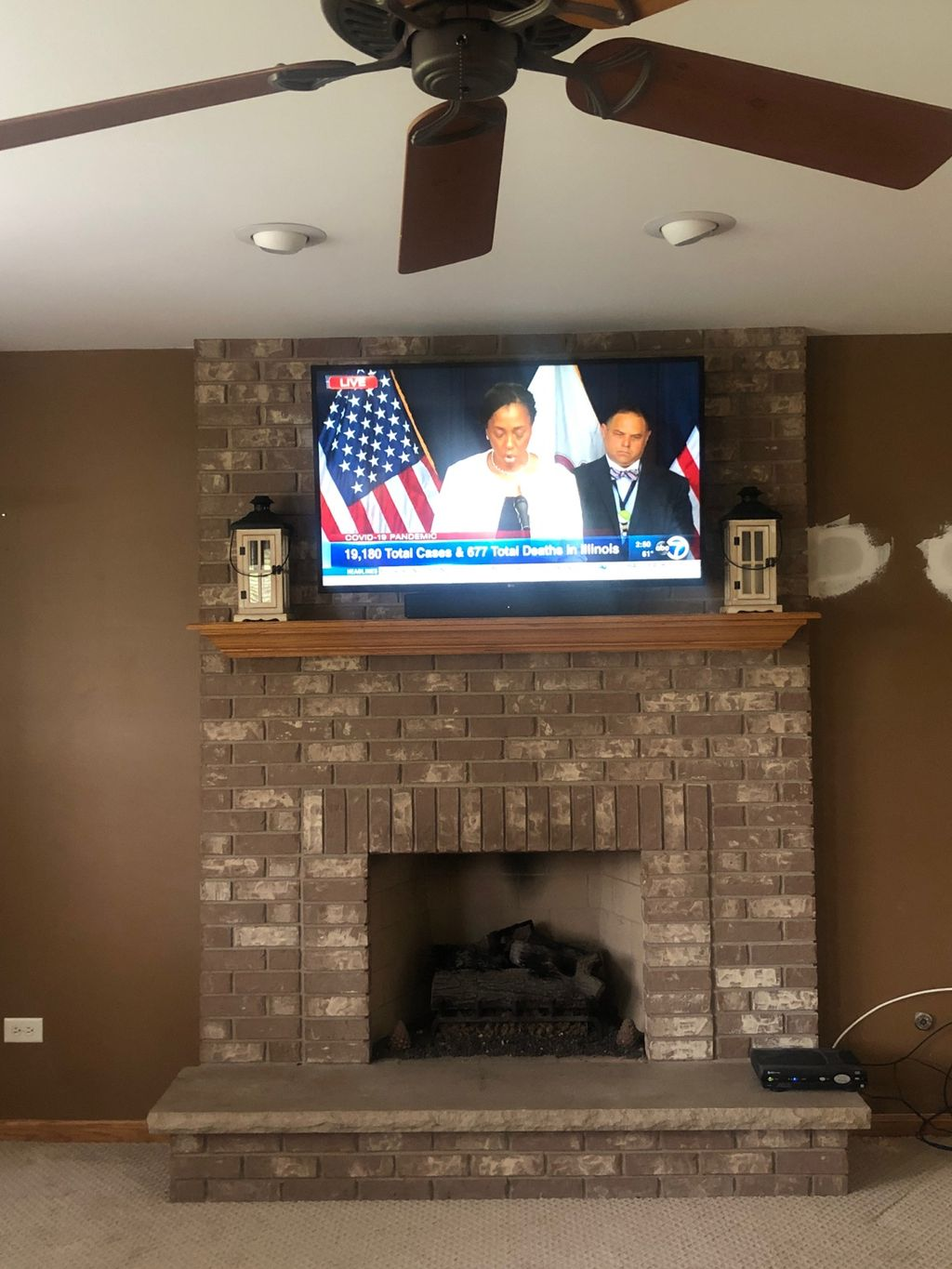 TV Mounting - Mokena 2020