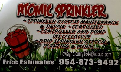 Avatar for Atomic Sprinklers LLC