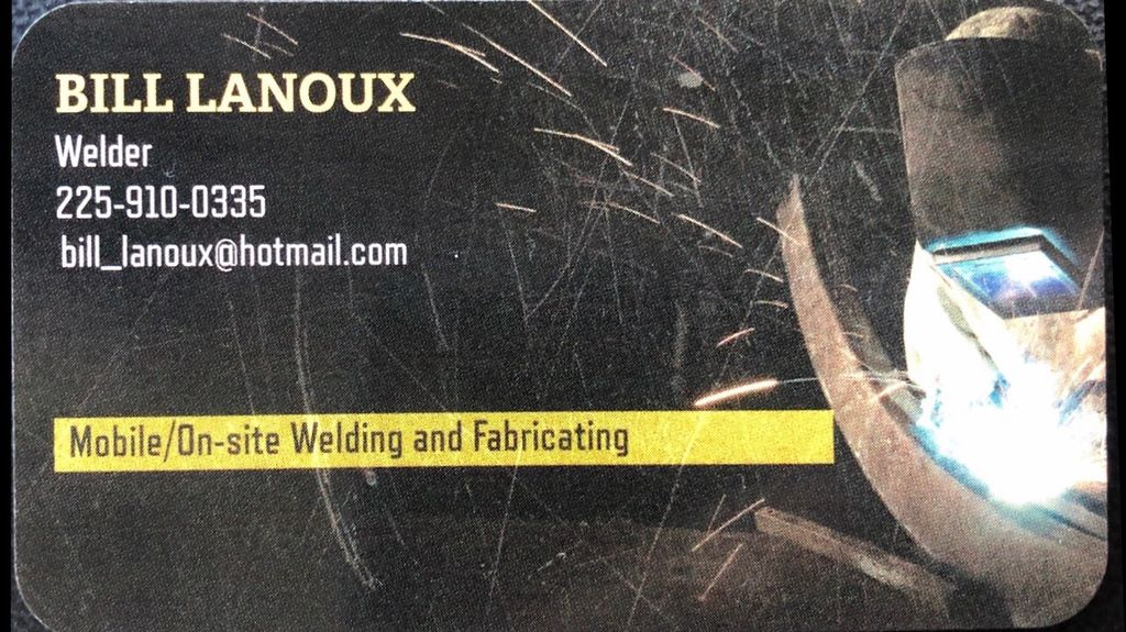 Action welding and fabrication