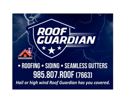 Avatar for Roof Guardian Madisonville, LA Thumbtack