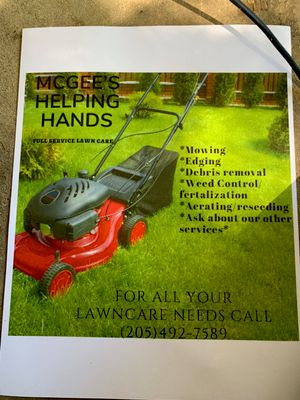 Avatar for McGee's Helping Hands Birmingham, AL Thumbtack