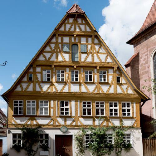 Fachwerkhaus (Half Timber house)