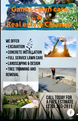 Avatar for Gann's Lawncare & real estate cleanup