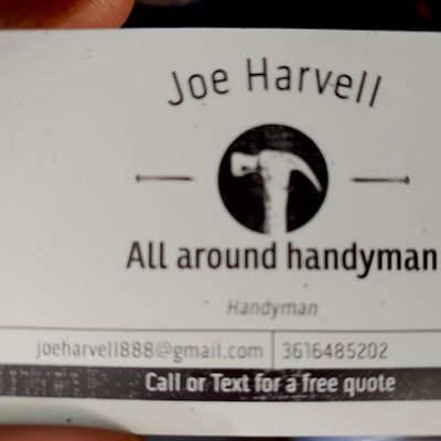 Avatar for Joe Harvell Paige, TX Thumbtack
