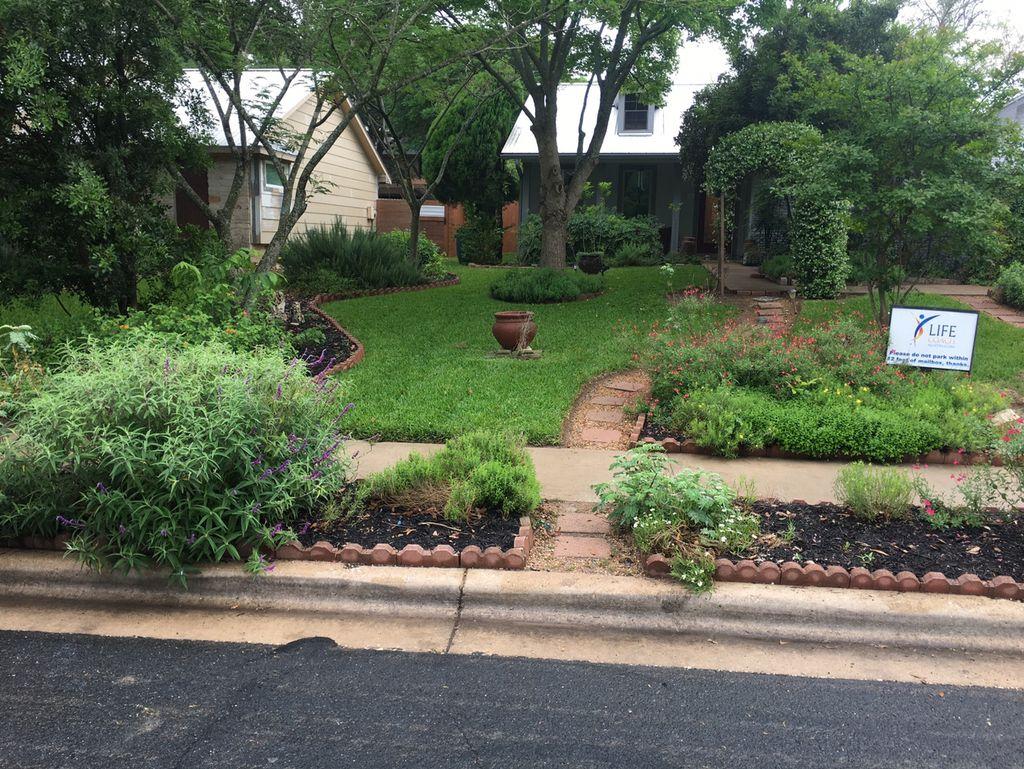 Ascencio landscaping