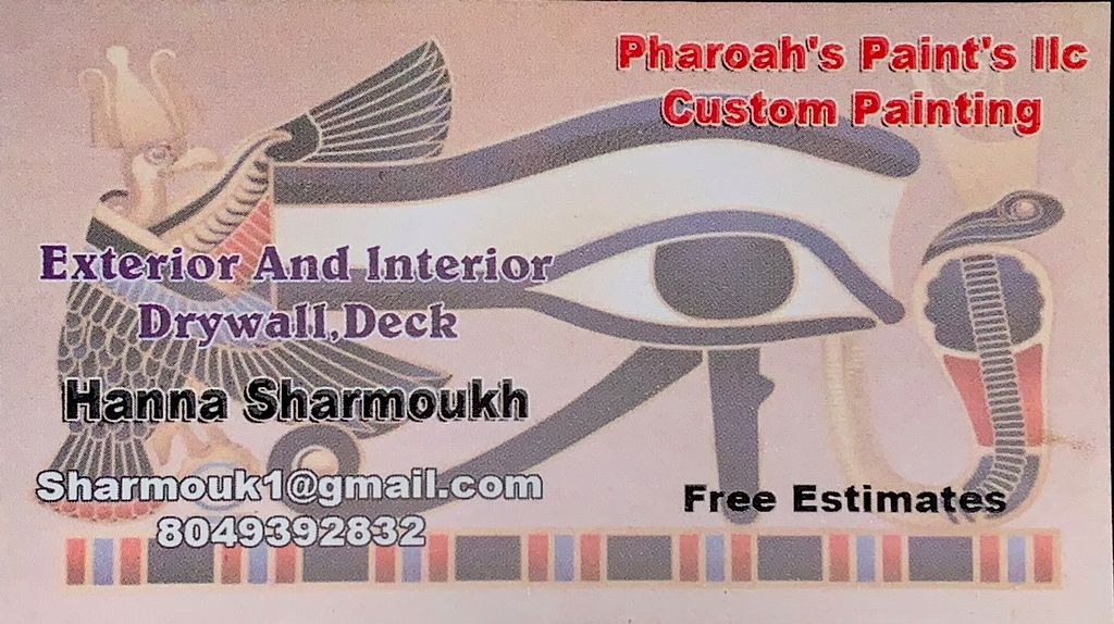 Pharaoh's Paint LLC