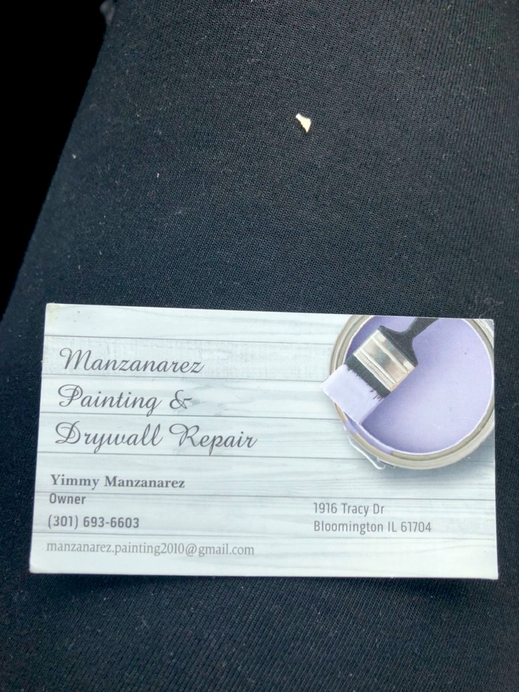 Manzanarez Painting and Drywall Repair