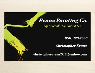 Avatar for Evans Painting company