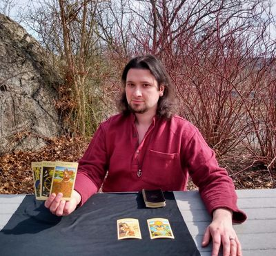 Avatar for Chris Burgan Full Heart Tarot