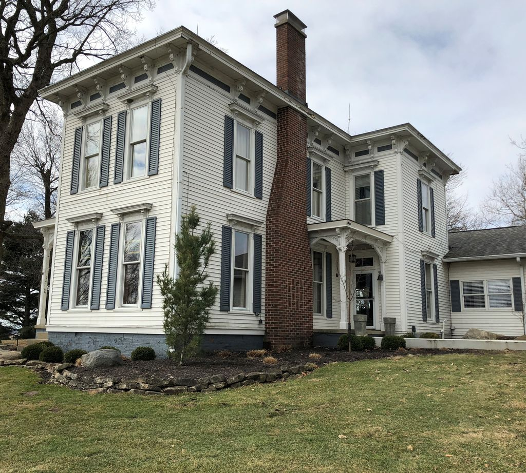 Farmhouse Restoration - Lead Based Paint Removal