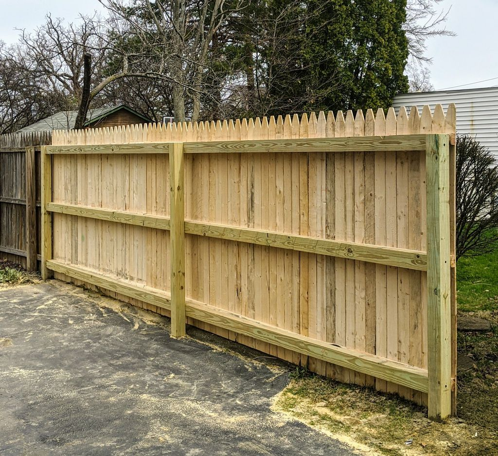 Fence and Gate Installation - Lakewood 2020