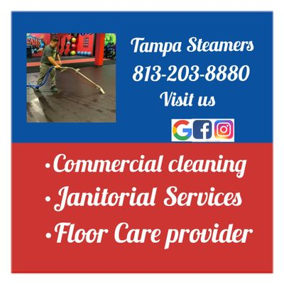 Avatar for Tampa Steamers Cleaning Services Tampa, FL Thumbtack