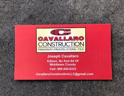 Avatar for Cavallaro Construction, LLC Edison, NJ Thumbtack