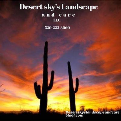 Avatar for Desert Skys Landscape and Care LLC
