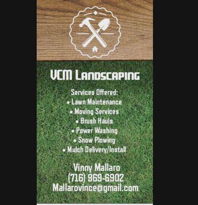 Avatar for VCM Landscaping