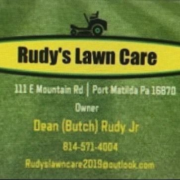 Avatar for Rudy's Lawn Care