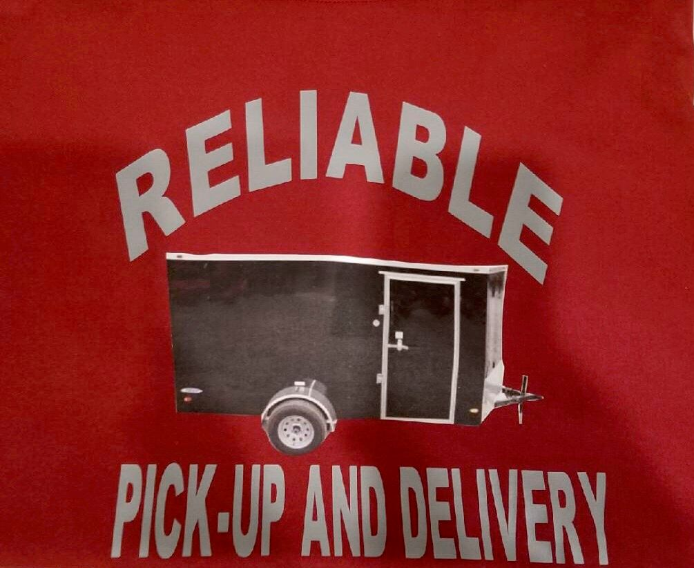 Reliable Pickup & Delivery Service