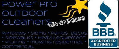 Avatar for Power Pro Outdoor Cleaners Festus, MO Thumbtack