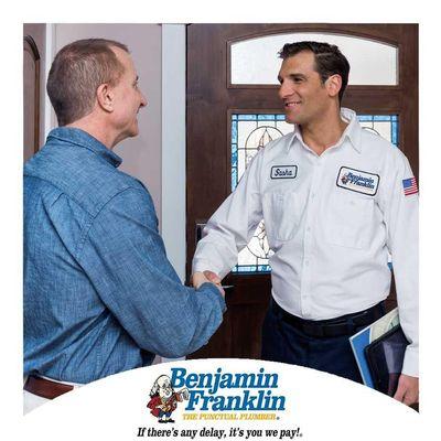 Avatar for Benjamin Franklin Plumbing Wilmington, DE Thumbtack