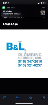 Avatar for B&L Plumbing Service, Inc.