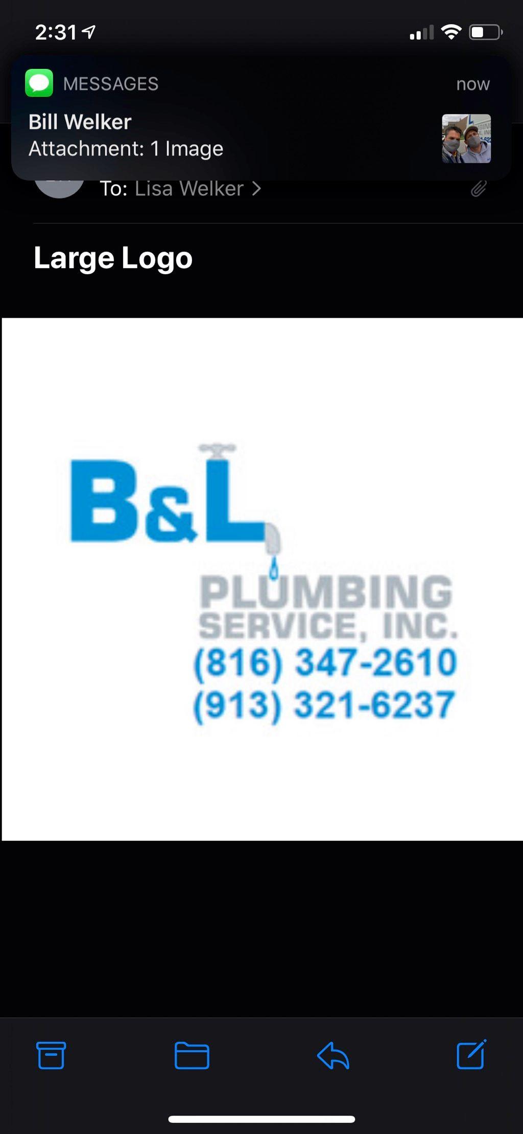 B&L Plumbing Service, Inc.