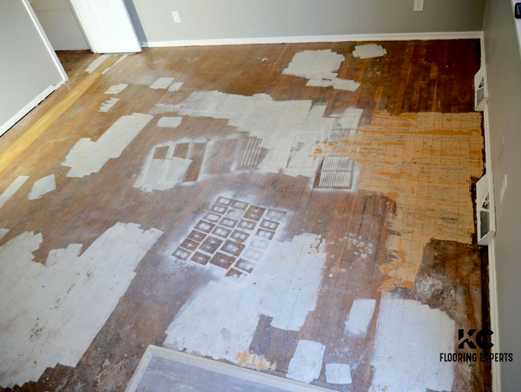 Sand and Refinish Duplexes North Kansas City